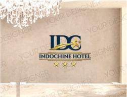 thiết kế logo khách sạn IDC