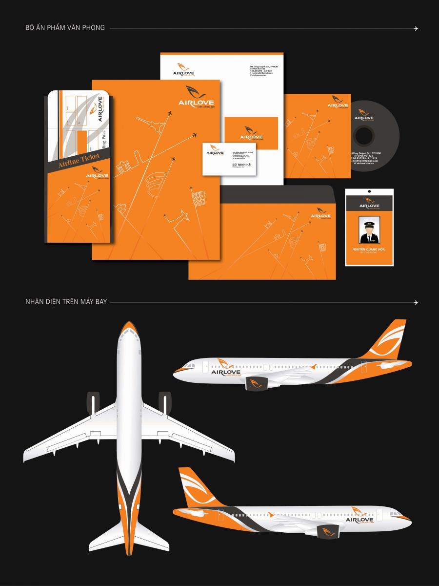 thiết kế bộ nhận diện thương hiệu xây dựng