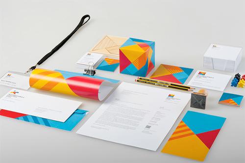 thiết kế bộ nhận diện thương hiệu trọn gói