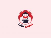 thiêt kế logo lẩu