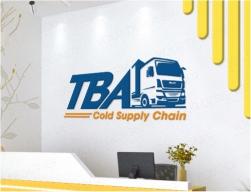 thiết kế logo vận tải TBA