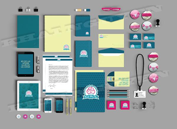 thiết kế bộ nhận dạng thương hiệu doanh nghiệp